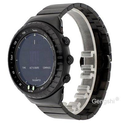 KINGCASE (現貨) Suunto Core all black 錶帶 一珠錶帶