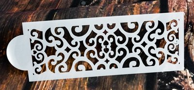 IST-3104型染板~蝶古巴特 拼貼 餐巾紙 彩繪 黏土 DIY 美勞 安親班 手作 材料
