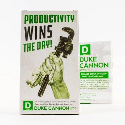 Duke Cannon - BIG ASS 美軍「超能幹」大肥皂 (白色) 二戰紀念包裝 - LTS 現貨