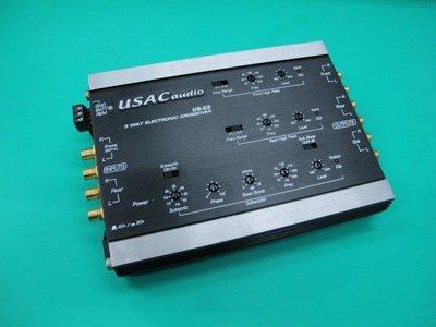 USAC  三音路 分音器  morel dynaudio jl Clarion MP3 jl