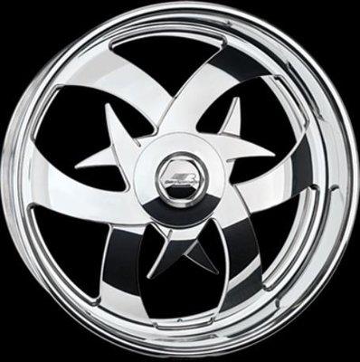 DJD19061512 進口精美鋁圈 - GS51 20-26吋 依當月報價為準