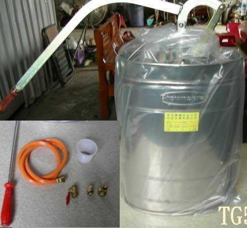 台灣製(2)16公升白鐵噴霧器桶不銹鋼噴霧器/噴霧桶 (噴農藥/消毒/環境、園藝等皆可)另有8公升1600元