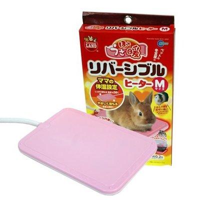 *WANG*《日本MARUKAN》兔用電暖墊(M號) RH-100 / 兔子保溫墊冬日必備