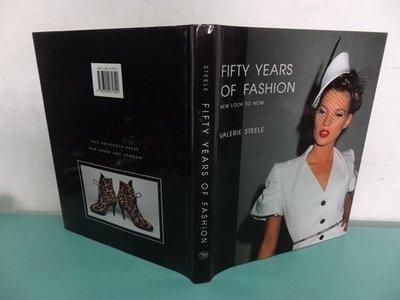 典藏乾坤&書---美粧美容&時尚---FIFTY YEARS OF FASHION NEW LOOKS TO NOW T