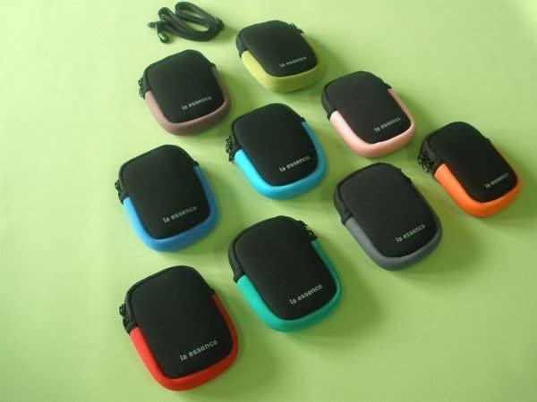 la essence 熱賣商品 LE-9305S(小) 防衝擊-惰性綿相機袋/手機袋~(創新設計)惰性棉+潛水衣布