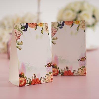 新款 結婚 席位卡 歐美 婚禮 嘉賓 桌卡 個性 創意 桌牌 婚宴 座位卡 森林系