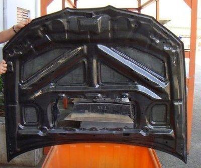 SPEEDY 競速 SUBARU IMPREZA 06 - 08 GDF 鷹眼鯊 STI 引擎蓋 CARBON材質