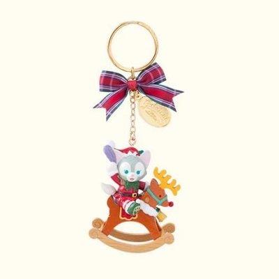 東京海洋迪士尼 DISNEY SEA GELATONI 東尼貓 聖誕節 吊飾 匙圈 **購自日本**
