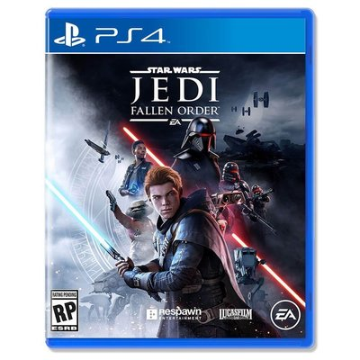 小菱資訊站《PS4》【星際大戰 絕地:...