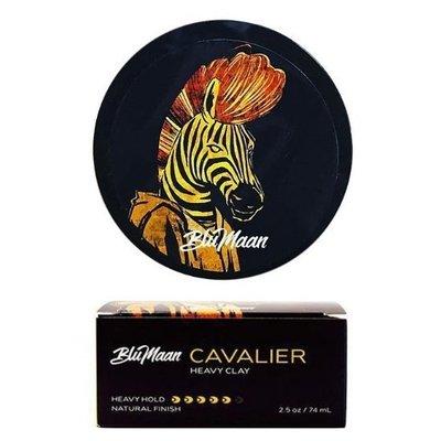 ☆小喬美妝☆Blumaan Cavalier Heavy Clay 強力塑型凝土 黃斑馬