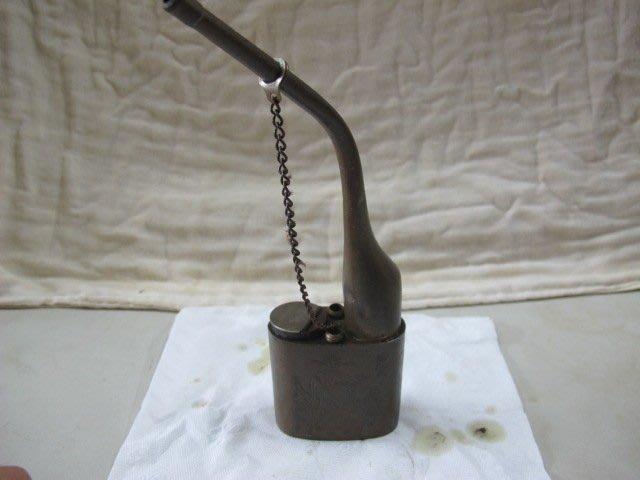 二手舖 NO.563 銅雕 銅器 青銅器 酒器 擺飾