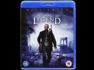 【BD藍光】我是傳奇I am Legend(台灣繁中字幕)-收錄另一種結局- MIB星際戰警 威爾史密斯