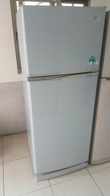 東元冰箱雙門冰箱上冷凍下冷藏七成新4100保固