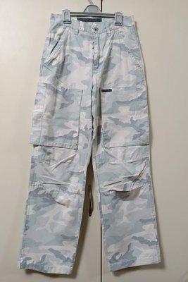 Dkny Jackets 流行品牌 淺迷彩多口袋褲 腰28吋
