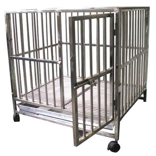 【🐱🐶培菓寵物48H出貨🐰🐹】上開組合白鐵管籠3尺*2尺  特價5500元/組(限宅配)