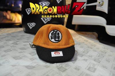 New Era x Dragon Ball Keychain Orange 七龍珠 (龍珠)漫畫橘色龜鑰匙圈