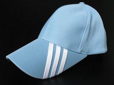 帽子專賣店【夏日運動玩樂必備款☆K796-5☆優質水藍色棒球帽】