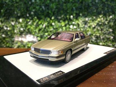1/43 GLM Cadillac Sedan DeVille GLM43100602【MGM】