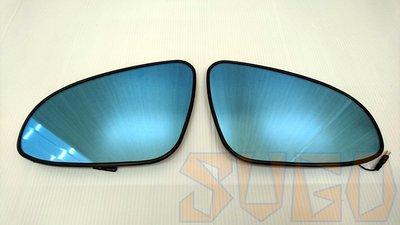 SUGO汽車精品 豐田TOYOTA VIOS 2代(14~18年) 專用LED防眩光廣角藍鏡