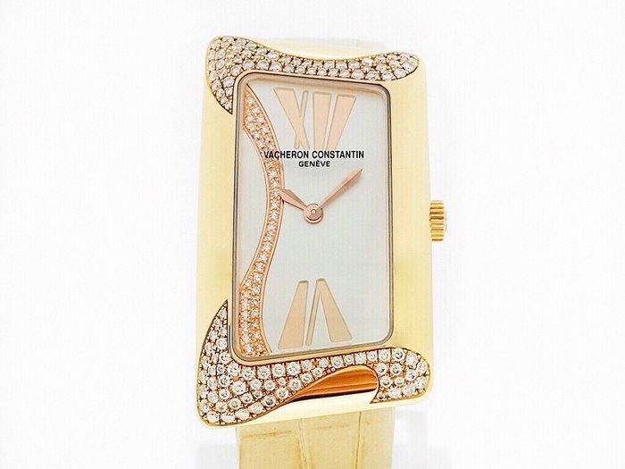 【英皇精品集團 】江詩丹頓 1972 cambree小巧系列鑽錶