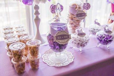 [3] 歐式透明造型玻璃罐 糖果罐 收納罐 居家佈置 婚禮佈置 下午茶 CANDY BAR