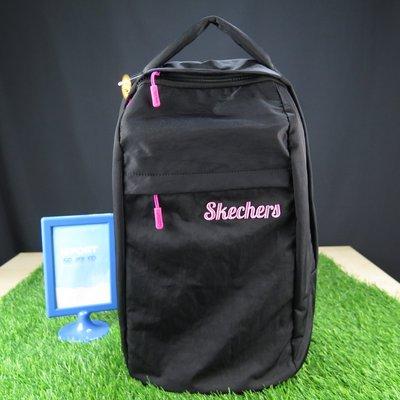 【iSport愛運動】Skechers  雙肩後背包  S57006  29X45X16.5CM