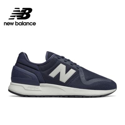 ➕sneakersplus➕ 男女 New Balance 247 復古 運動 慢跑鞋 透氣網 藍白 MS247SH3