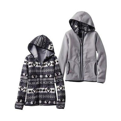 【FULL HOUSE 】人氣品牌Uniqlo x Disney UT 米奇 的限量民俗風暖暖外套灰色 兩色 現貨