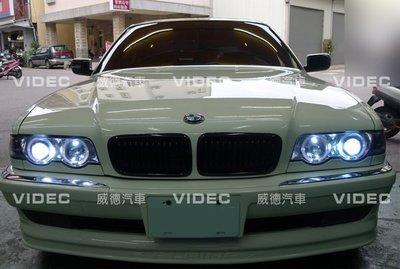 大高雄汽車精品 寶馬 BMW E38 735 大燈 40瓦 HID 18個月長期保固 高雄市
