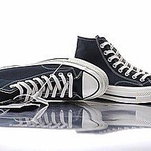 D-BOX  CONVERSE CHUCK TAYLOR ALL STAR 1970S 高筒 帆布鞋 黑白 復古