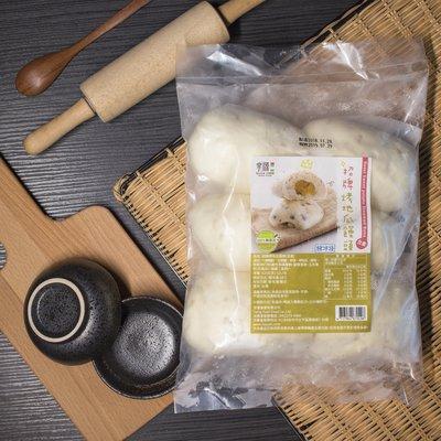 ◎亨源生機◎天然招牌烤地瓜饅頭(需冷凍) 地瓜 早餐 點心 饅頭 無添加 營養 天然 全素可用