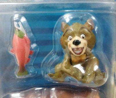 B-2 櫃 : 代理版 BEAR CODA 熊 哥達 DISNEY 迪士尼 熊的傳說 神奇的收藏  天富