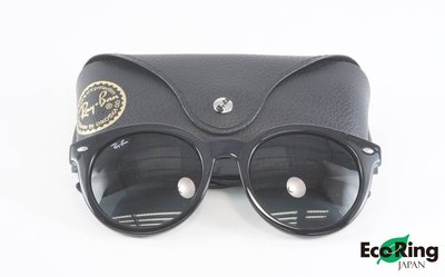 [Eco Ring HK]*Rayban Sunglasses RB4261D Black Plastic*Rank B-207002822-