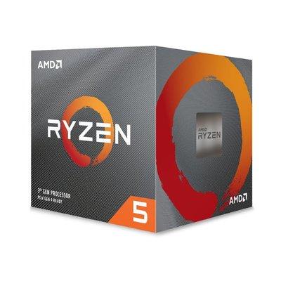 [米特3C數位 岡山實體店面] AMD Ryzen5 3600X CPU