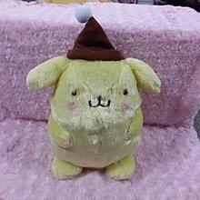 Gift41 土城店 市伊瓏屋 日本景品 布丁狗 害羞臉紅紅 絨毛娃娃 高32CM X寬22CM 抱枕娃娃