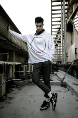 DUCKMAN PROJECT 白色T-Shirt 絕版 DMP 全新外拆 PHANTACi可參考  周杰倫著用同系列