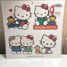 sanrio hello kitty貼紙