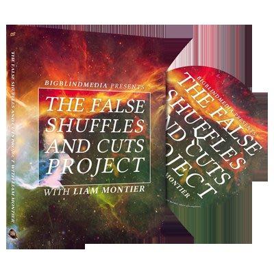 【天天魔法】【S1075】正宗原廠DVD教學~The False Shuffles and Cuts Project