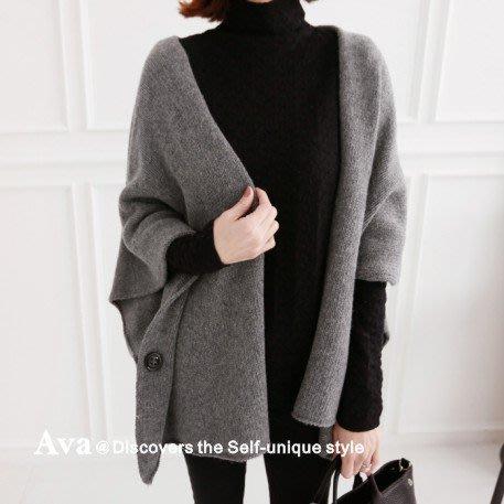 Ava正韓羊毛(wool)混紡開襟外套BEST 2色 氣質渡假優雅 韓國連線 實拍 現貨 1022-I526660