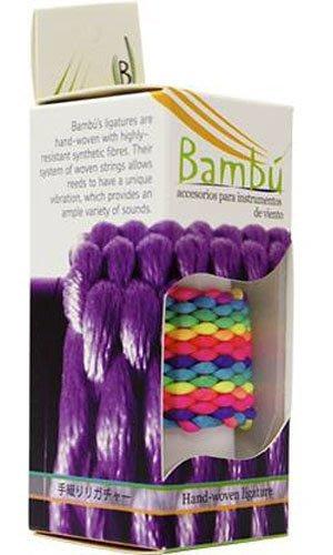 ♪ 后里薩克斯風玩家館 ♫『阿根廷BAMBU 手工編織束圈』適用中音sax膠嘴
