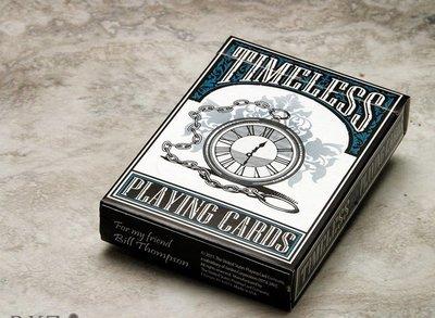 【USPCC撲克】TIMELESS PLAYING CARDS永恆的撲克牌~