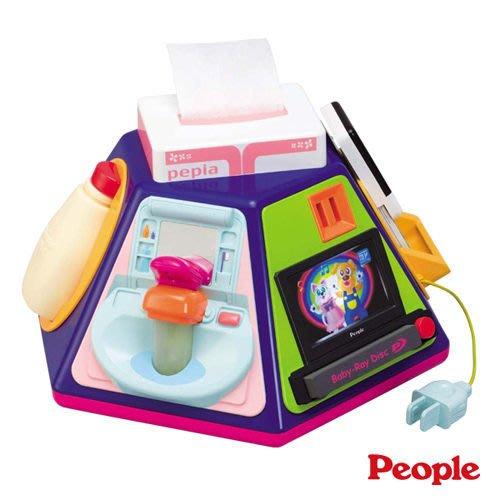 °✿豬腳印玩具出租✿ °People- 超級多功能七面遊戲機(3)~預約07/15