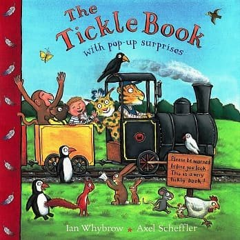 The Tickle Book: With pop-up surprises