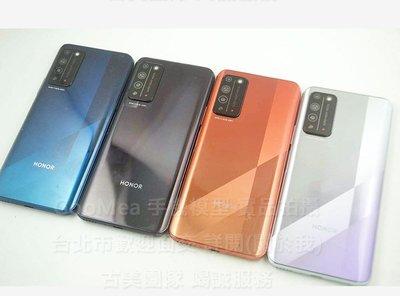 GooMea模型原裝金屬黑屏Huawei華為榮耀X10 6.63吋展示Dummy拍片仿製1:1沒收上繳交差樣品整人