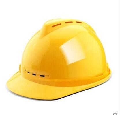 安全帽工地施工建築工程領導電工印字ABS勞保夏季透氣頭盔國標