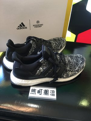 adidas x Reigning Champ UltraBOOST 全黑Color BOOST B39254