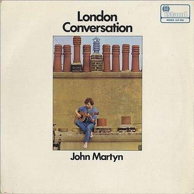 【黑膠唱片LP】倫敦對話 London Conversation / 約翰馬汀John Martyn---3787243