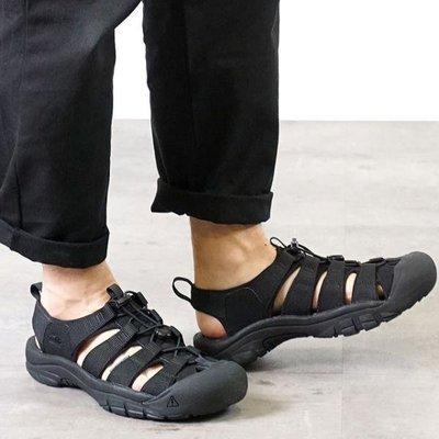 小阿姨shop keen NEWPORT H2 護趾涼鞋