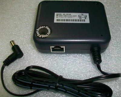 PD100 PoE(乙太網路供電)變壓器 48V 轉 5V