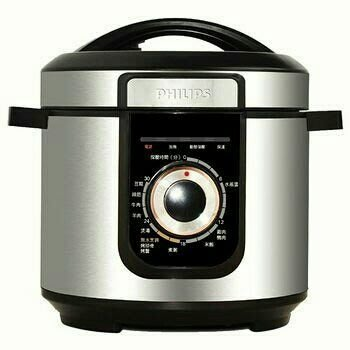 福利品PHILIPS飛利浦 智慧萬用鍋 滷鍋 5L HD2105 另有 HD2133